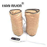 HANRIVER Electric heating moxa spontaneous hot tsao apply to protect the knee joints, physical therapy product package