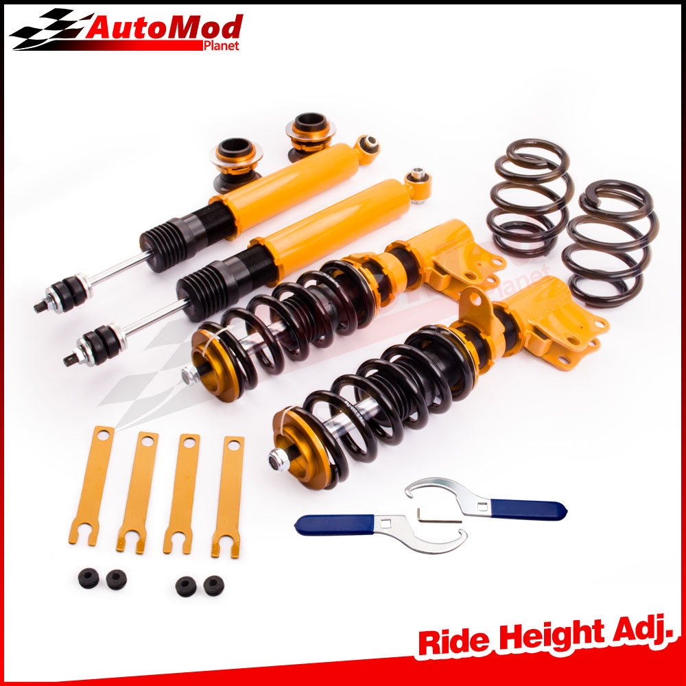 US $298 15 11% OFF|Coilover For Holden Commodore VY VT VZ VX Coilovers  Shock Absorber Caprice Sedan Wagon Suspension Top Mount Camber on