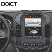 IDOICT TESLA Android 6.0 2G+32G Car DVD Player GPS Navigation Multimedia For Ford ranger F250 Radio 2011 2016