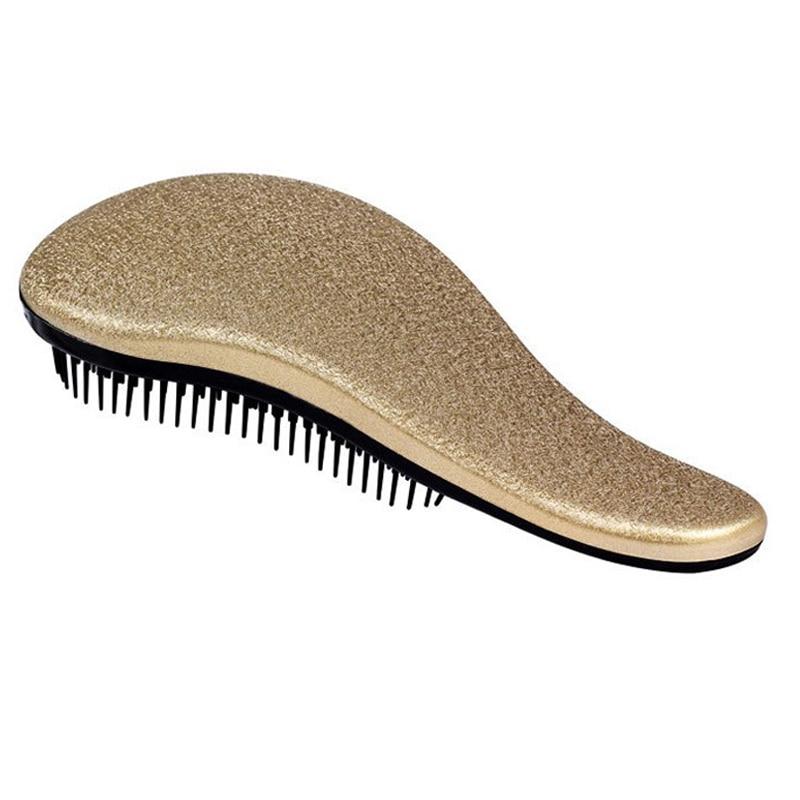 Magic Detangling Hair Brush Comb Professional Massage Hair Comb - Hårvård och styling - Foto 1