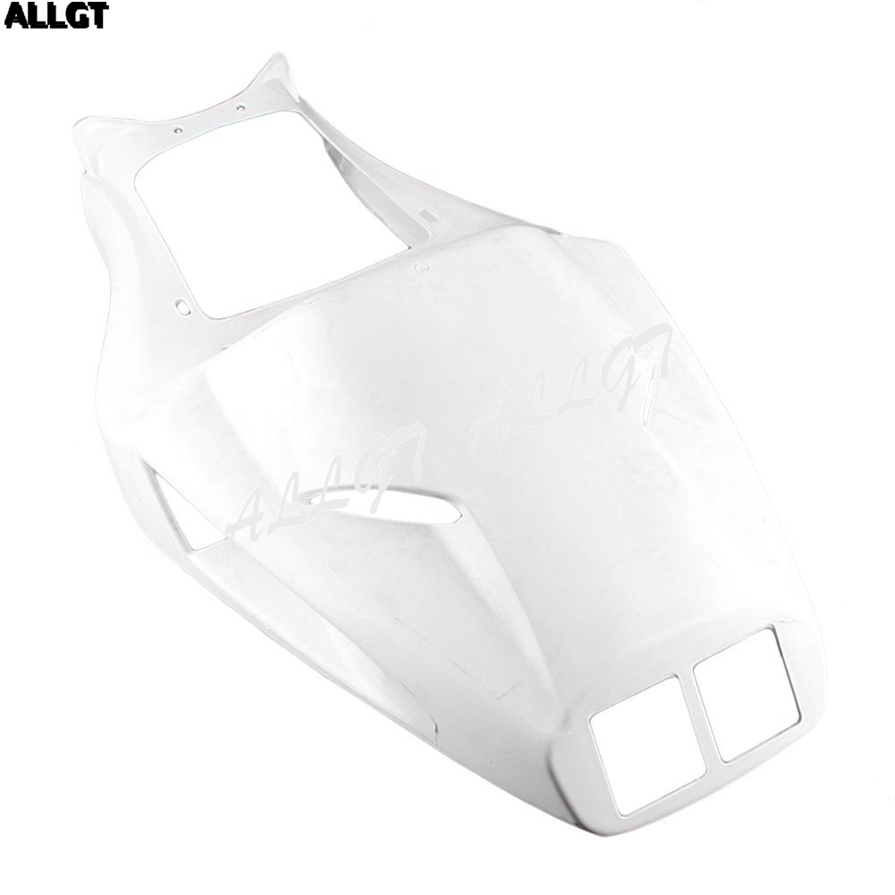 ALLGT Motorcycle Raw Unpainted ABS Plastic Tail Rear Fairing For Ducati 996 748 916 998 allgt raw abs plastic unpainted tail rear fairing for honda cbr 1100rr 1997 2007