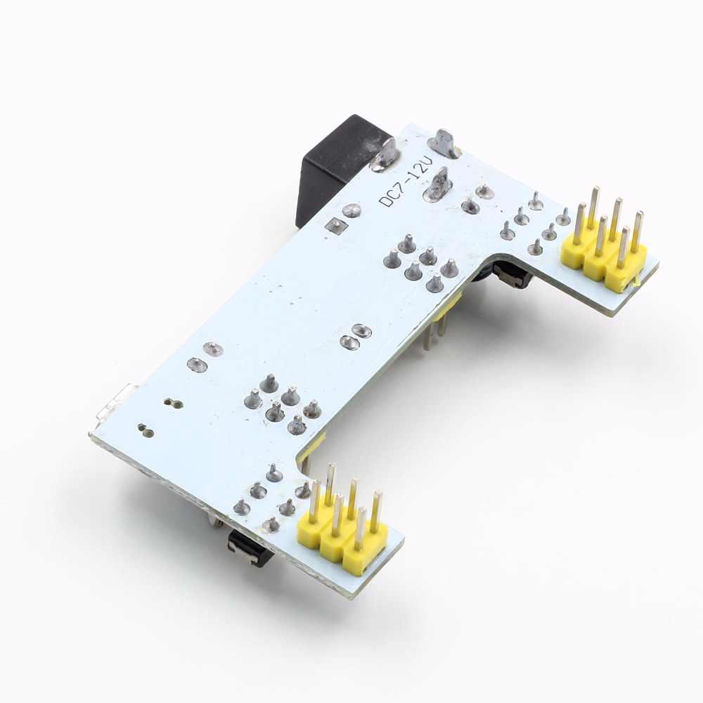 MB102 DC 7-12V Micro USB Interface Breadboard Power Supply โมดูล MB-102 โมดูล 2 ช่อง BOARD