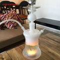 the hottest art glass hookah