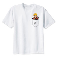 Naruto White T-Shirt