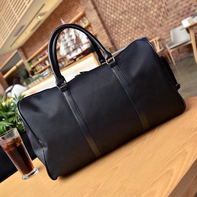 Nya Högkvalitativa Man Bagage Väskor Messenger Skalväska Oxford - Väskor för bagage och resor - Foto 3