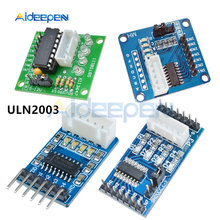 DC 5V-12V ULN2003 4-Phase Stepper Motor Driver Board Module For Arduino 28BYJ-48 Stepper Motor(China)