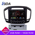 LJDA Android 9,1 автомобильный dvd-плеер для Opel Vauxhall Holden Insignia 2014-2017 gps Navi 1 Din автомобильный радиоприемник wi-fi-мультимедиа стерео
