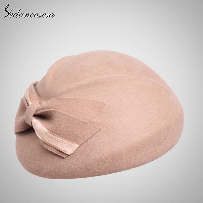 Sedancasase South Korea hat fashion women autumn winter British ... 9a76e201b785