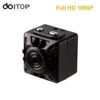 DOITOP Super Mini Camera Camcorder SQ10 Full HD 1080P DV DVR Camera Camcorder Motion Sensor IR