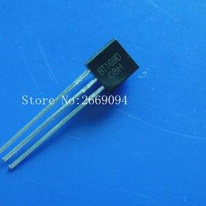 1000 PCS BT169D BT169 TO-92 Triac Tiristor SCR 400 V 9A