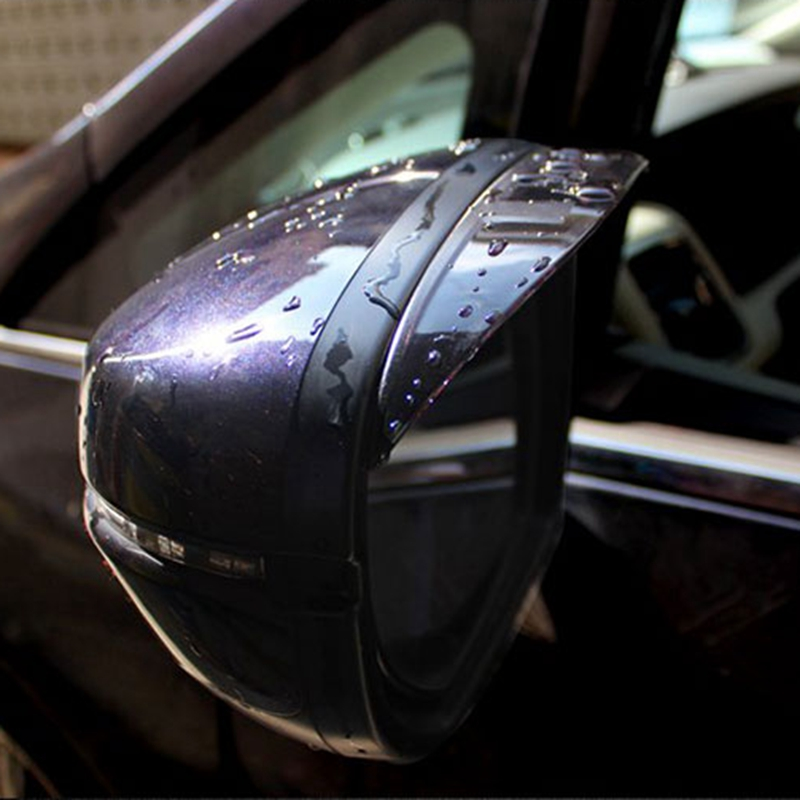 For Hyundai Tucson 2016 2017 Side Door Mirrors Black