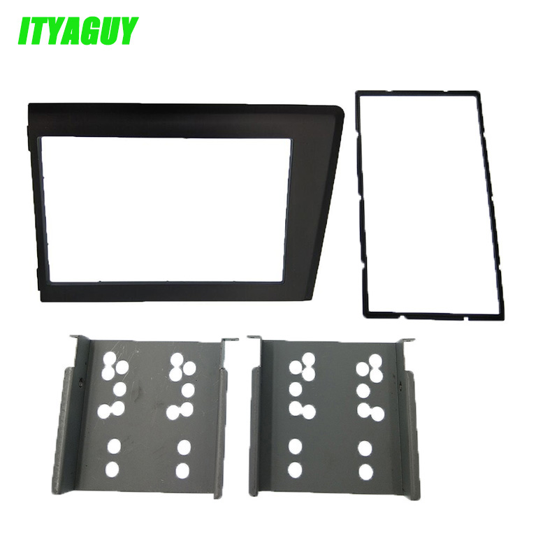 ITYAGUY 2 Din Car Radio Fascia For Volvo XC70 V70 S60 1998