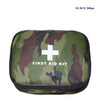 40pcs Set Safe Outdoor Camouflage Survival Travel First Aid Kit Camping Hiking Medical Emergency Kits Treatment