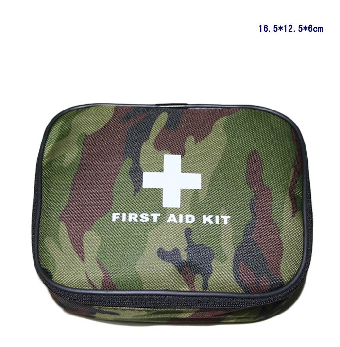 40pcs/Set Safe Outdoor Camouflage Survival Travel First Aid Kit Camping Hiking Medical Emergency Kits Treatment Pack FAK-S11 цена и фото