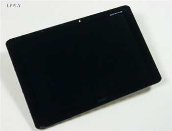 New LCD Display Touch Screen Assembly Replacement For Acer Iconia Tab A510 A511 A700 A701 Free Shipping
