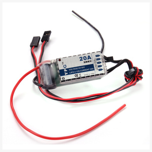 Image 2 - Freeshipping YPG 20A HV SBEC High Quality For RC model airplane No programming required