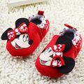 O envio gratuito de 6 pares/lote sapatos de bebê 2375