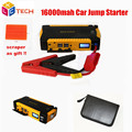 The New Car Jump Starter16000mAhCar starter with Kit Charger Automobile Powerbank LED Display Mobile Emergency Car Jump Starter