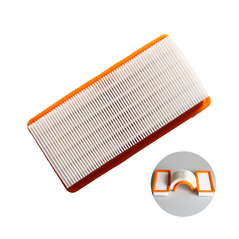 Universal Filter Mesh HEPA FILTER For karcher Vacuum Cleaner Accessory Parts DS5500 DS5600 DS5800 DS6000 DS series china post 6 pcs lot air hepa filters for karcher 6 414 631 0 ds series ds5500 ds5600 ds56000 ds5800 ds6000 parts replacement