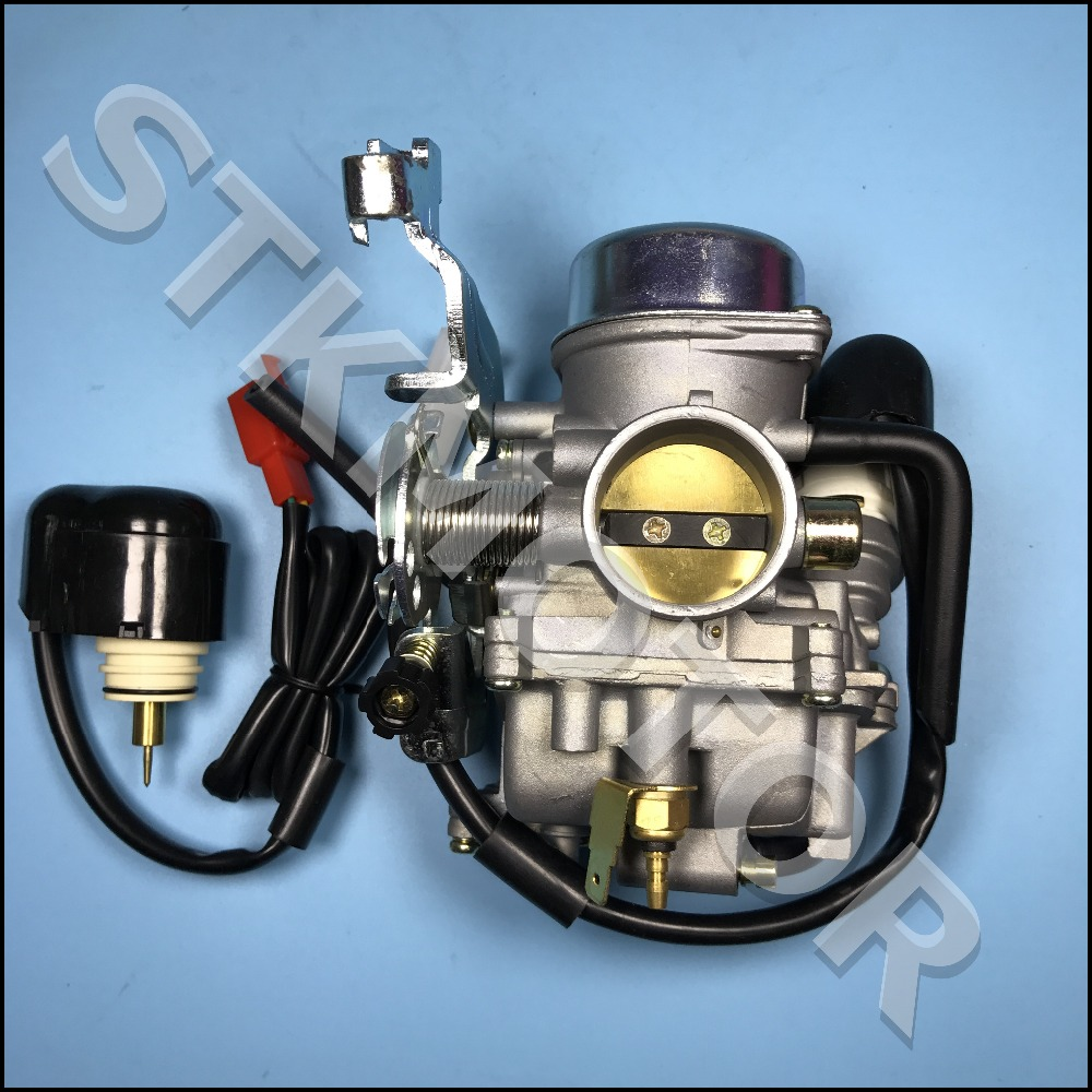 Buyang 300cc Atv Quad Fa D300 G300 Parts 30mm Carburetor