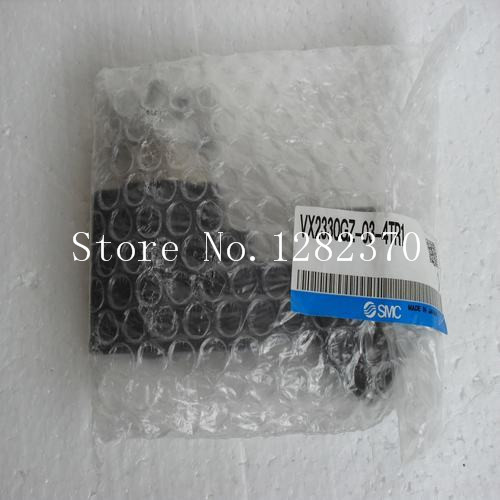 [SA] New Japan genuine original SMC solenoid valve VX2330GZ-03-4TR1 spot