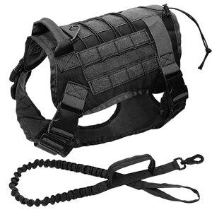 Image 3 - Harnais pour chiens tactique militaire