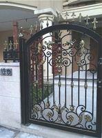Aluminium Gates Driveway Gates Wrought Iron Gates Forged Iron Gates Hench 15