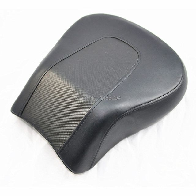 Rear Pillion Passenger Seat Fits For Harley Davidson Softail Fat Boy FLSTF 2008-2014