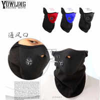 Anti-dust motorcycle skull ghost face windproof mask outdoor sports warm ski caps bicycle bike balaclavas scarf skull face mask