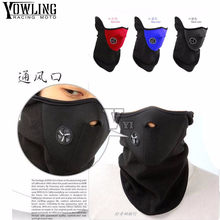 Anti-dust motorcycle skull ghost face windproof mask outdoor sports warm ski caps bicycle bike balaclavas scarf skull face mask(China)