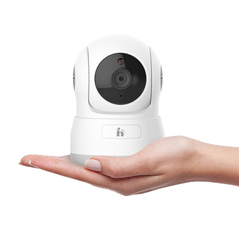 H IP Camera 1.0MP Pan&Tilt P2P Wifi Wireless Security Camera with Night Vision Micro SD Card slot ONVIF armband for iphone 6
