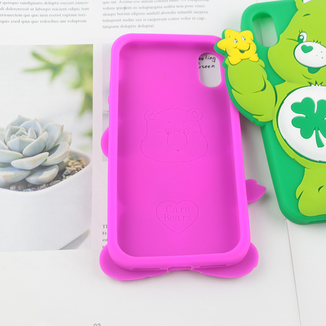 Lovely Care Bears Case for iPhone