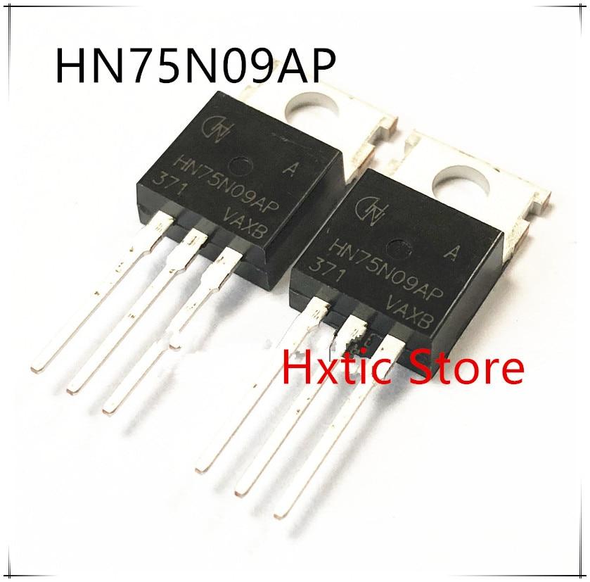10pcs/lot HN75N09AP HN75N09 75N09 TO-220 IC