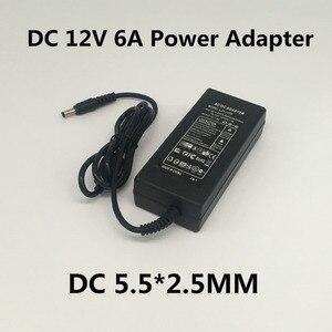 Image 5 - Convertisseur dalimentation ca 100V 240V cc 12 V cc, 1a, 2a, 3a, 5a, 6a, 8a, 10a, transformateur déclairage 12 V, convertisseur pour éclairage LED bandes de vidéosurveillance