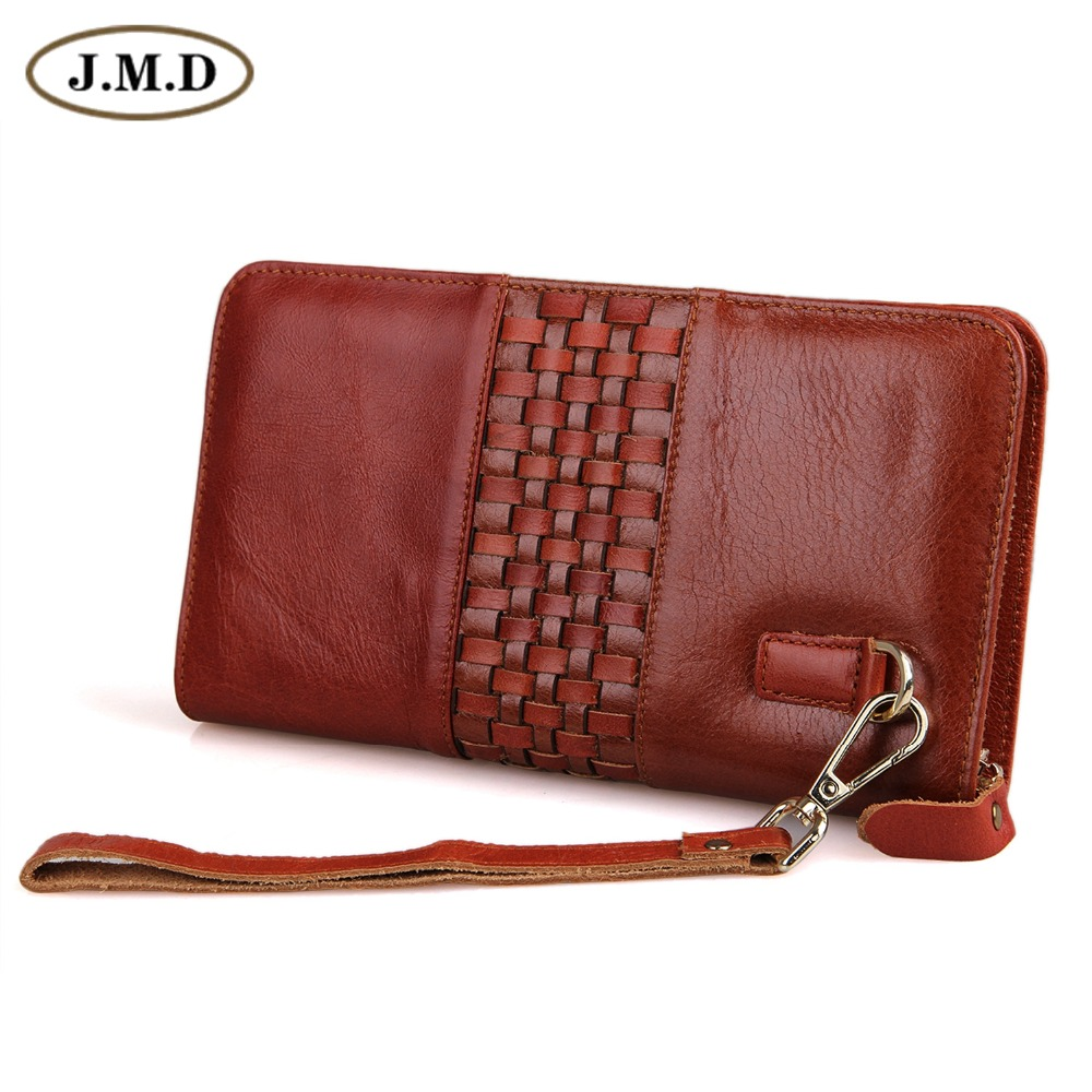 Hot Sale High Quality Classic Brown Vintage Leather Mini Wallet Purse Key Case Men's Hand bag Cartera 8028B hot sale good quality inductive