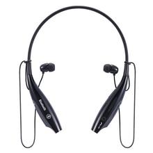 Neckband Casque Bluetooth Sport Écouteurs In-Ear Stéréo Sans Fil Casque Casque Microphone Pour Samsung iPhone Sony Téléphone