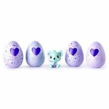 1 piezas creativas animales sorpresa huevos de dinosaurio huevo Sorpresa Juguete muñeca magia sorpresa muñeca juguetes para mascotas juguetes para regalo divertido los niños regalo