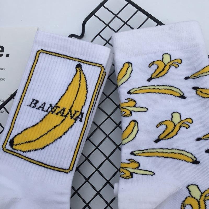 Banana Fruit Unisex Socks