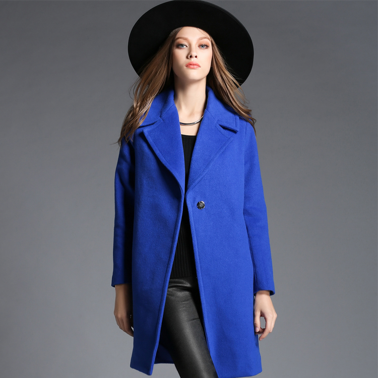 Compare Prices on Wool Coat Women Blue- Online Shopping/Buy Low ...