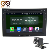 1024x600 Octa Core Android 6 0 1 Car DVD Player Fit Peugeot 3005 3008 5008 2008