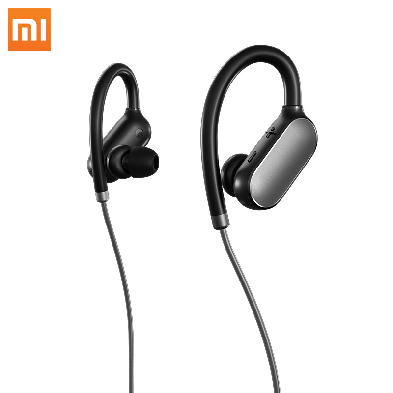 xiaomi mi sport bluetooth headphones wireless bluetooth 4 1 music earbuds waterproof sweatproof. Black Bedroom Furniture Sets. Home Design Ideas
