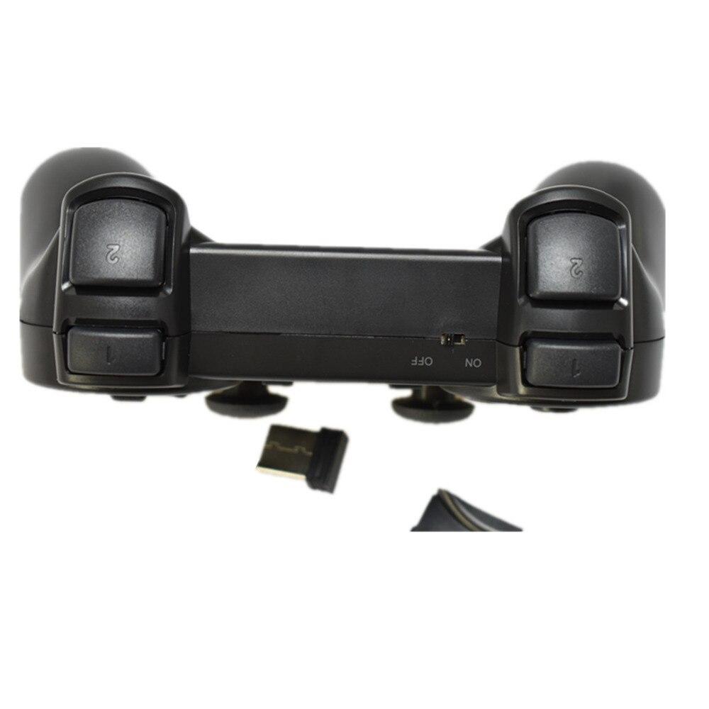 2.4 г беспроводной геймпад джойстик для PS3 контроллер PlayStation 3 ... 663dcb64291