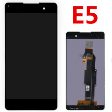 Touch Screen For SONY Xperia E5 LCD F3311 F3313 LCD Display Digitizer Sensor Glass Panel Assembly Replacement Parts White Black
