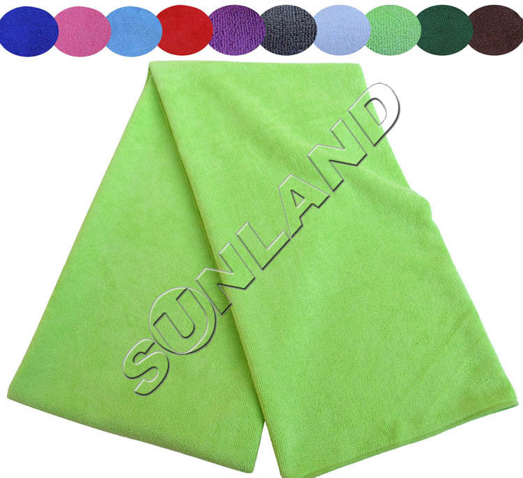 Bath Towels Lots: 15PC/lot 81.3cmx152.5cm Large Microfiber Bath Sheet Beach