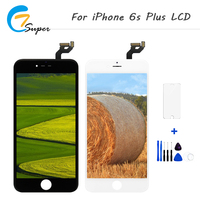 10PCS Lot 5 5 Inch Mobile Phone Lcds For Apple IPhone 6s Plus Display Screen Digitizer