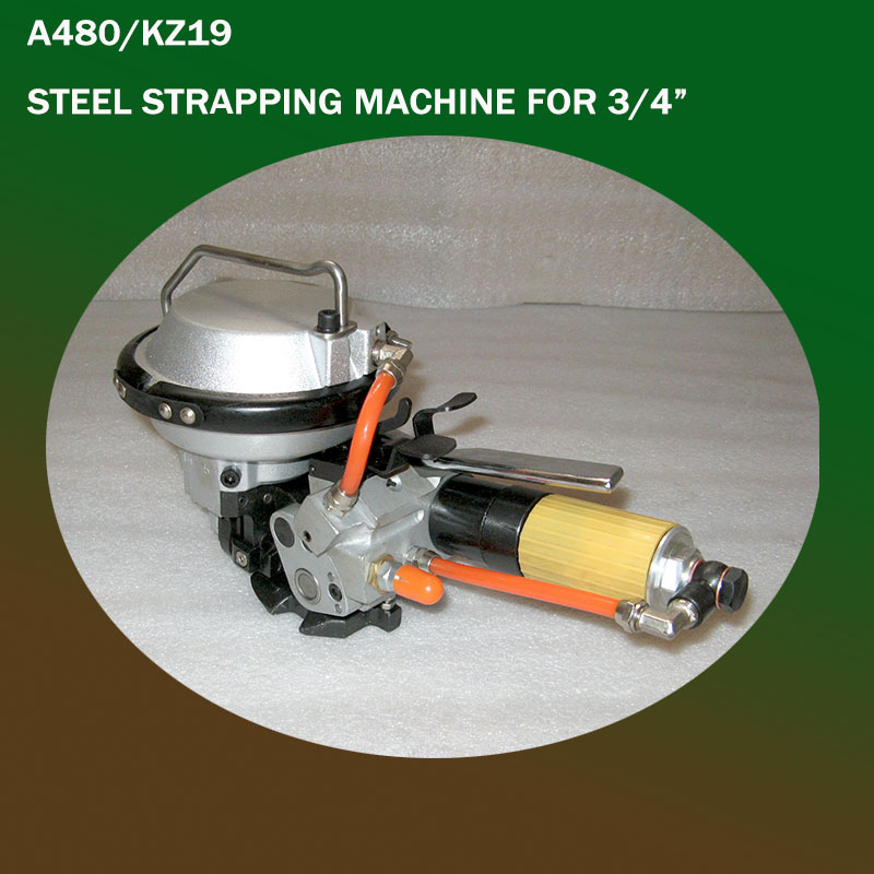 Garantía 100% nuevo A480 / KZ-19 Combinación neumática de fleje de - Herramientas eléctricas - foto 1