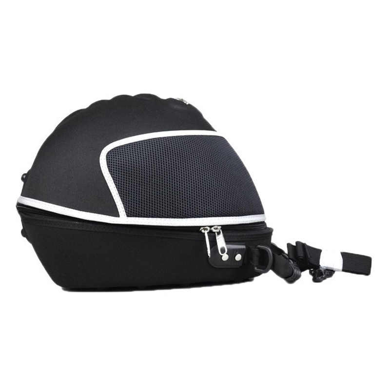Езда племя мотоцикл жесткий чехол шлем сумка оборудование сумка мотоцикл шлем багажная сумка рюкзак