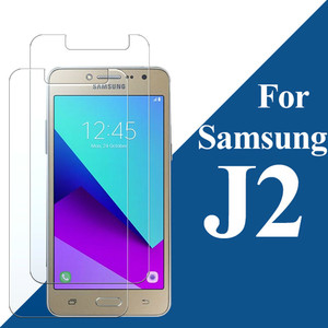 Image 3 - 2.5D Protective Tempered Glass On For Samsung J2 Pro 2018 Glass Screen Protector Film For Samsung Galaxy J2 Prime 2j J 2 Cover
