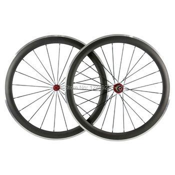 Дорожный велосипед/Велосипедное колесо легированная тормозная поверхность 50 мм клинчер карбоновый гоночный мотоцикл колеса алюминиевая т...