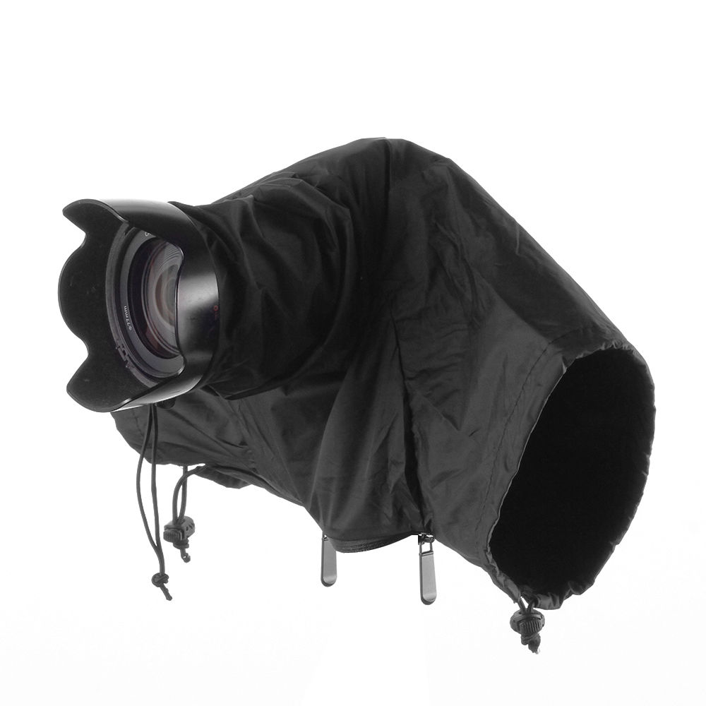 High quality Professional Camera Dust Proof Cover Waterproof Rainproof Bag for Camera Nikon Canon DSLR Cameras image